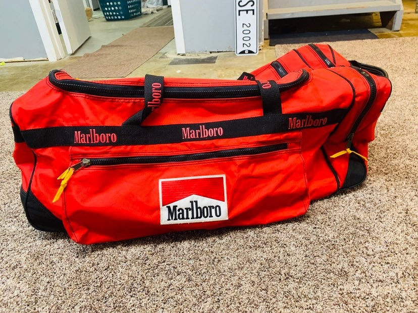 Large Marlboro Duffle Bag