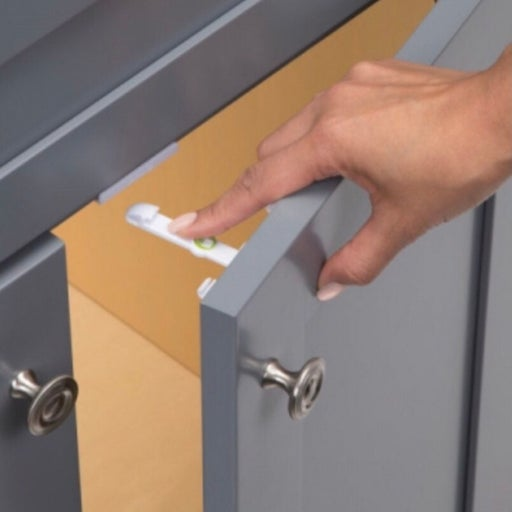 Safety First cabinet adhesive locks