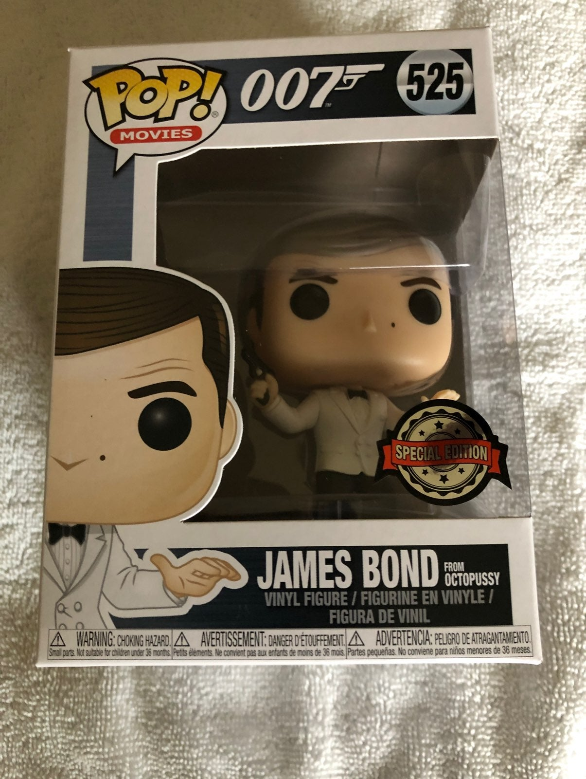 Funko Pop James Bond Octopussy 007