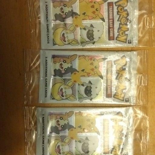 Pokemon exclusive edition Cards