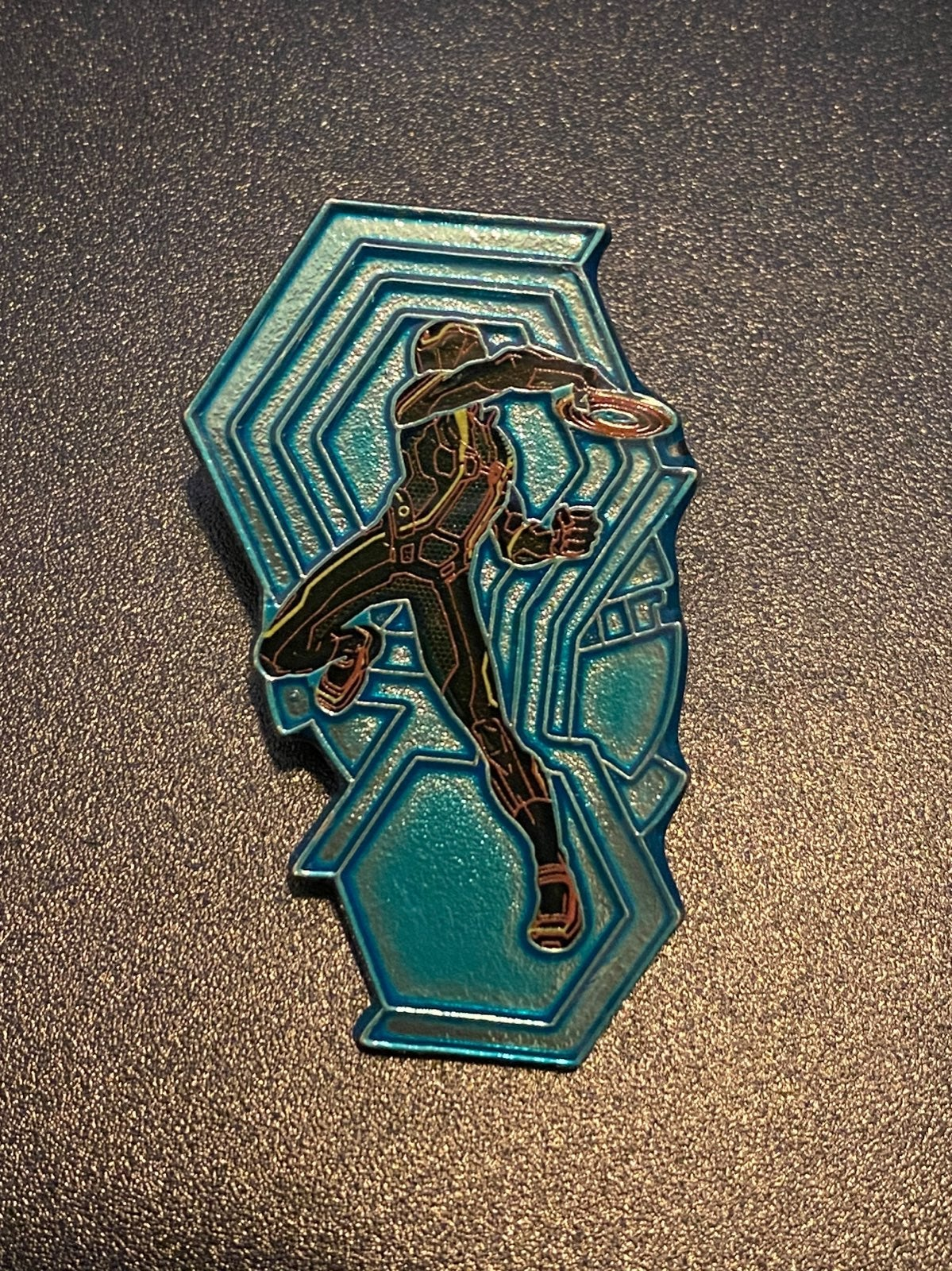 Disney Tron Mystery Pin Chaser PP