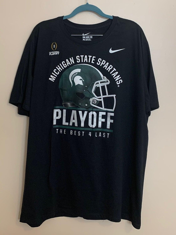 Men's Nike MSU Playoff T-Shirt