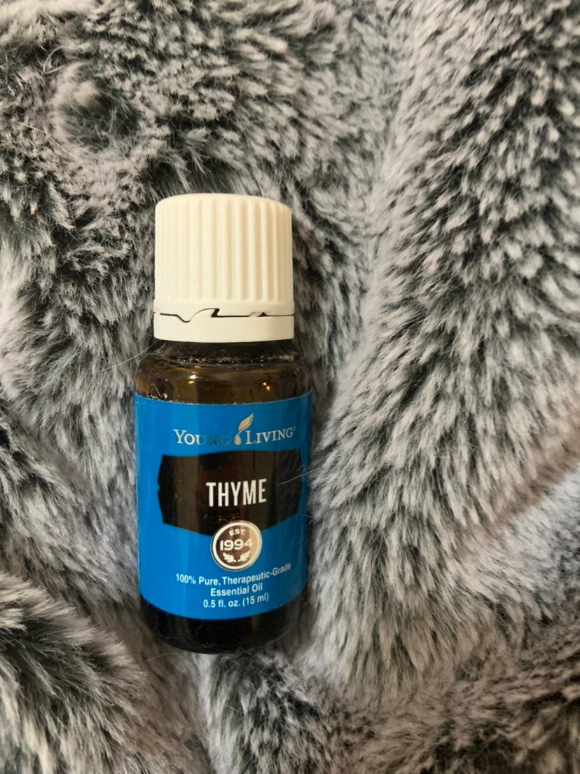 Young Living Essential Oils Thyme 15ml