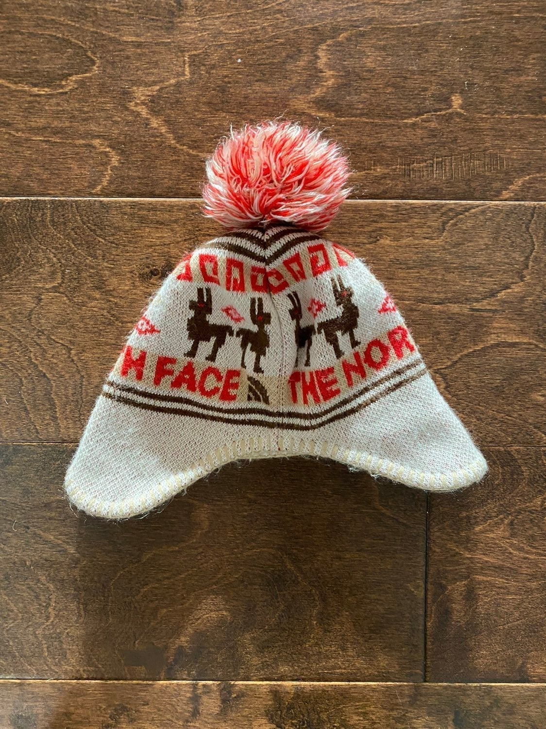 The North Face Baby Llama Beanie Hat