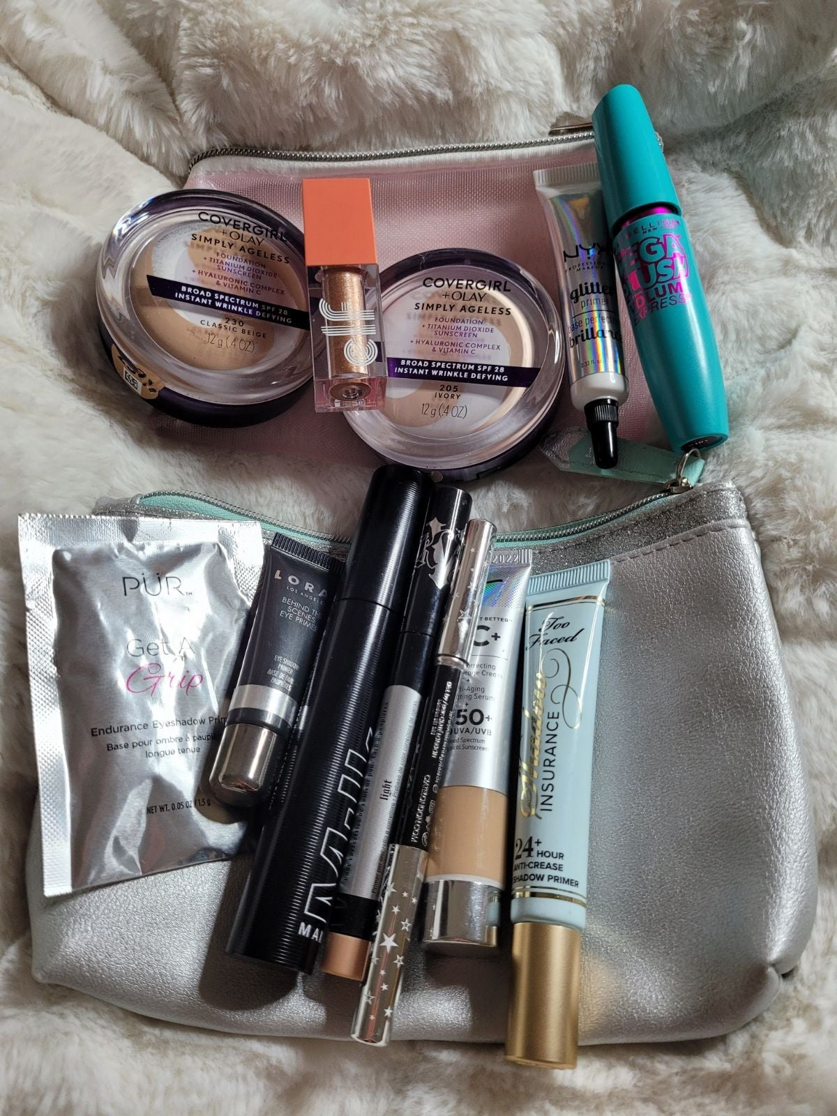 Drugstore and High-End Makeup Lot