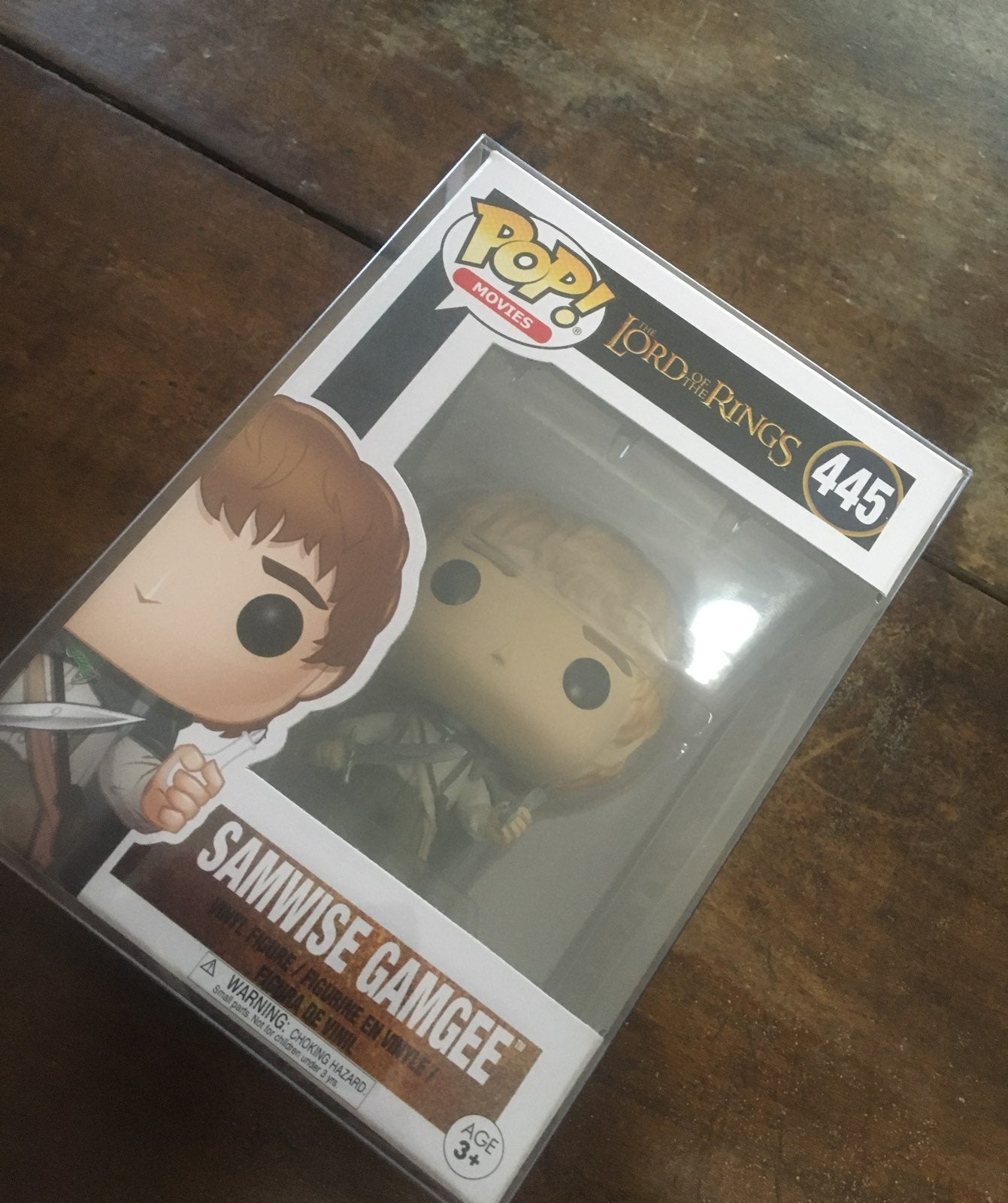Funko Pop samwise gamgee lord of the rin