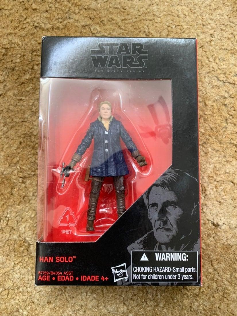 Star Wars Old Han