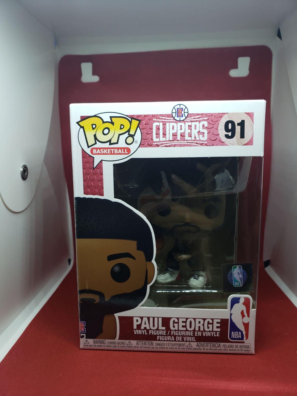 Paul George Funko Pop