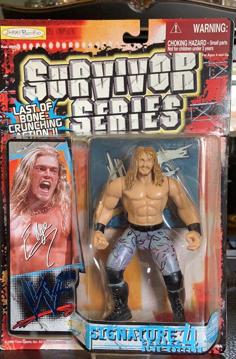 WWE Edge action figure
