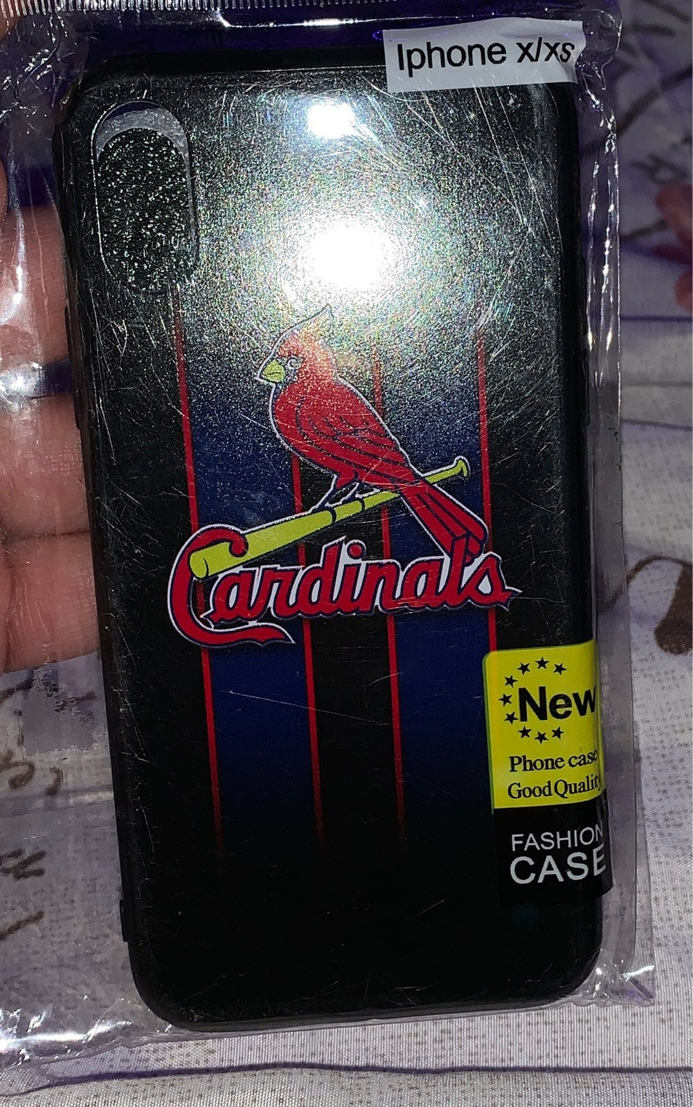 Arizona Cardinals Iphone x/xs case