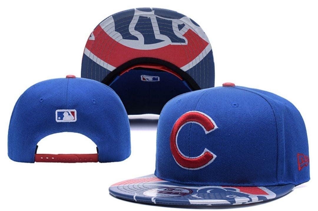 Chicago Cubs Snapback Hat