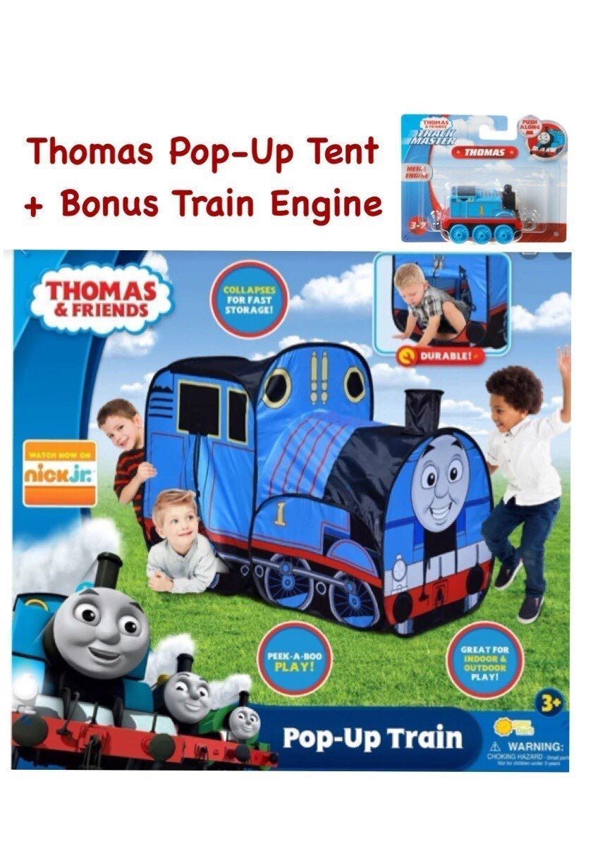 Thomas and Friends Playhut Classic Hideaway NEW