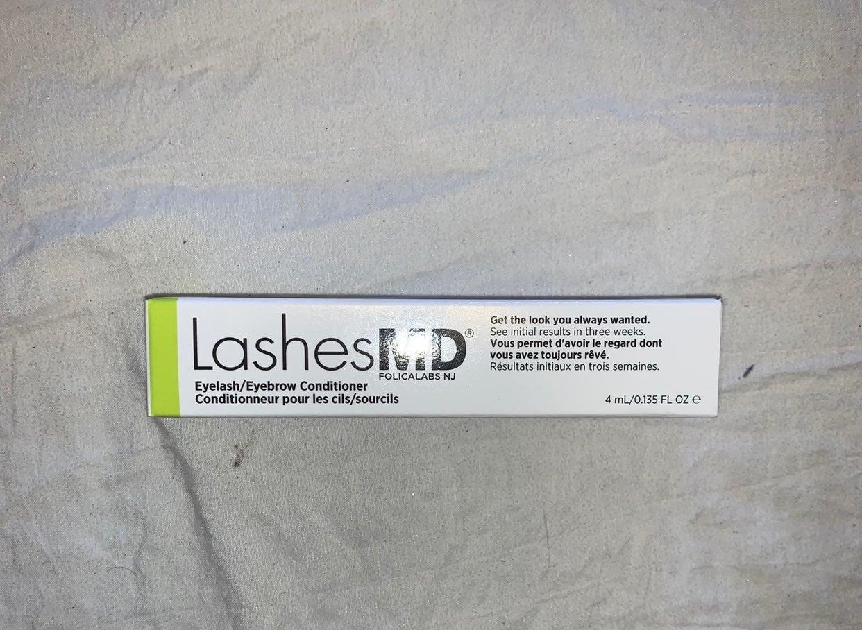 NIB Lashes MD Eyelash/Eyebrow Conditione