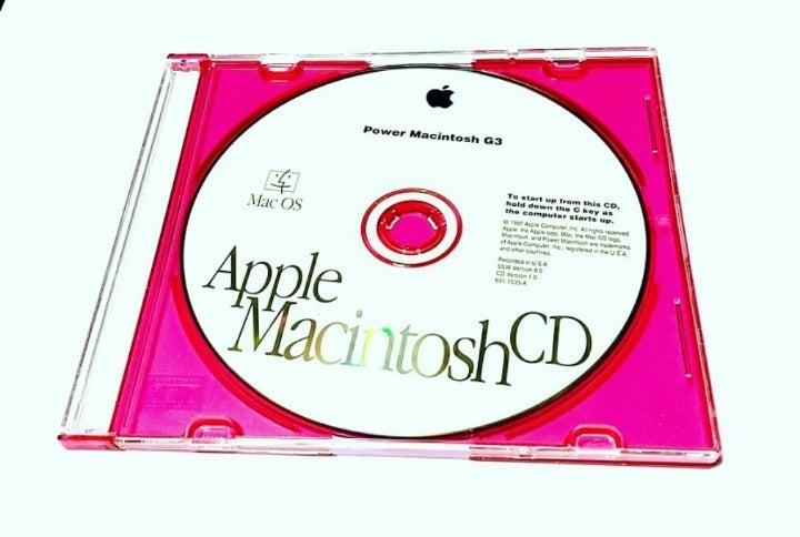 OS 8 Apple Macintosh G3