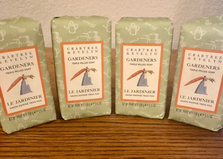 Crabtree & Evelyn Gardners Soap NEW