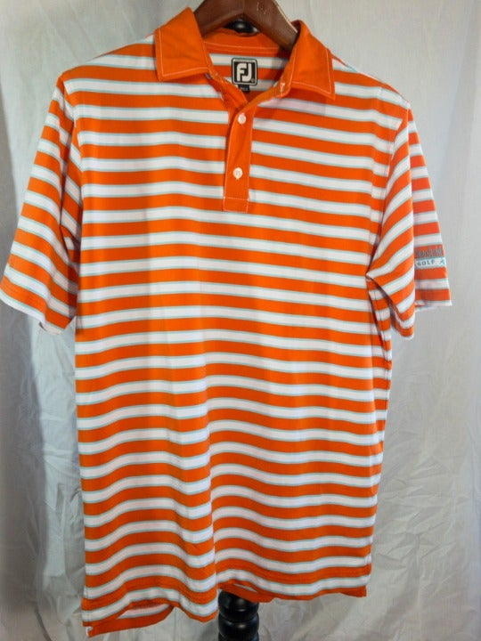 Footjoy Athletic Fit Short Sleeve Shirt
