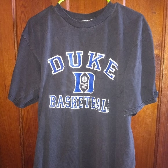 DUKE UNIVERSITY BASKETBALL T-SHIRT Tee