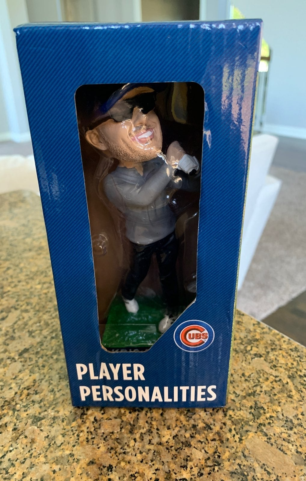 Cubs player personalities collectable