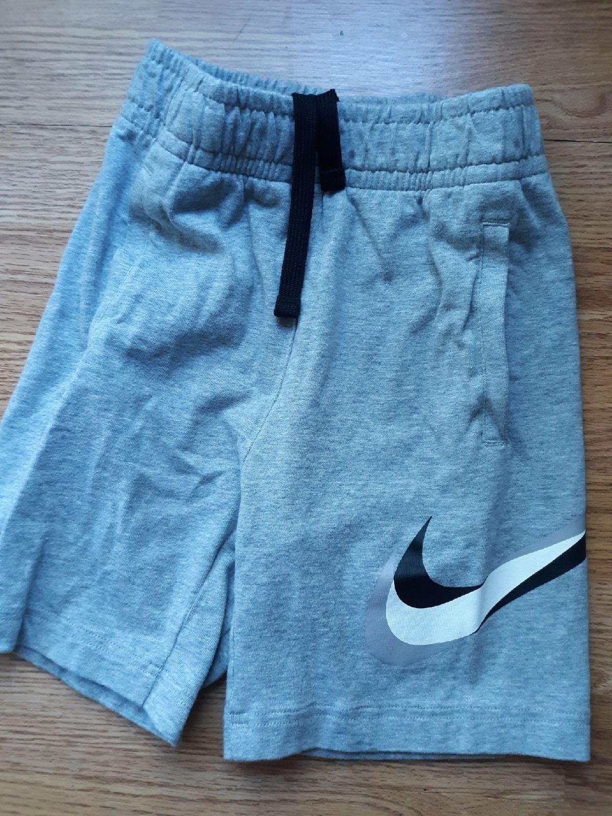 Boys Nike Cotton Shorts