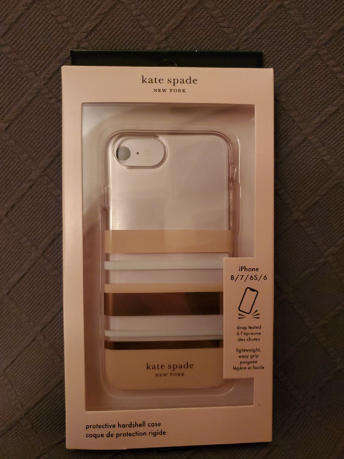 Kate Spade New York iphone 8 7 6S 6 case