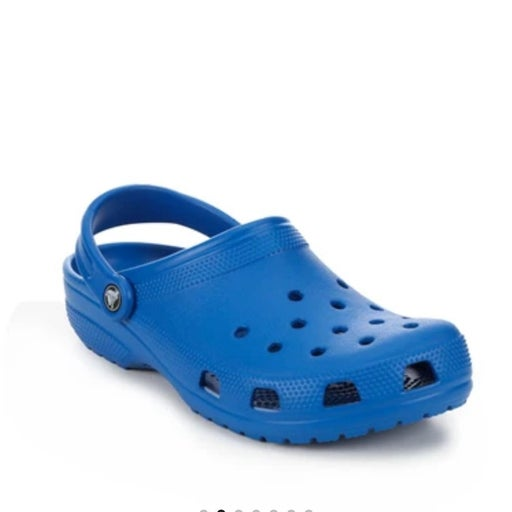 Classic Clog crocs ( colbat blue )