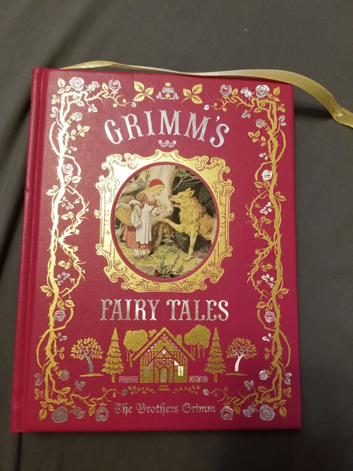 The Brothers Grimm Grimm's Fairy Tales