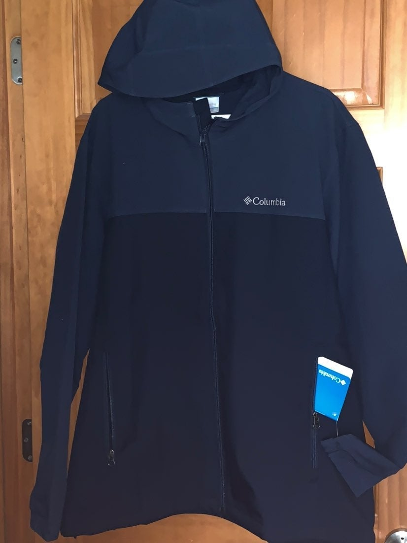 New-Columbia Jacket XL