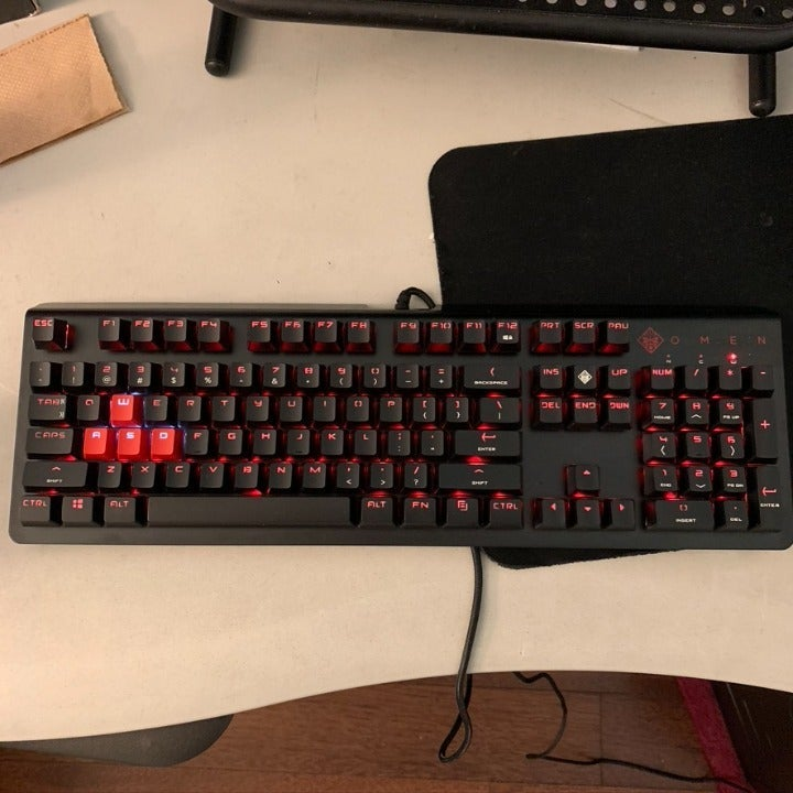 HP Omen Mechanical Keyboard