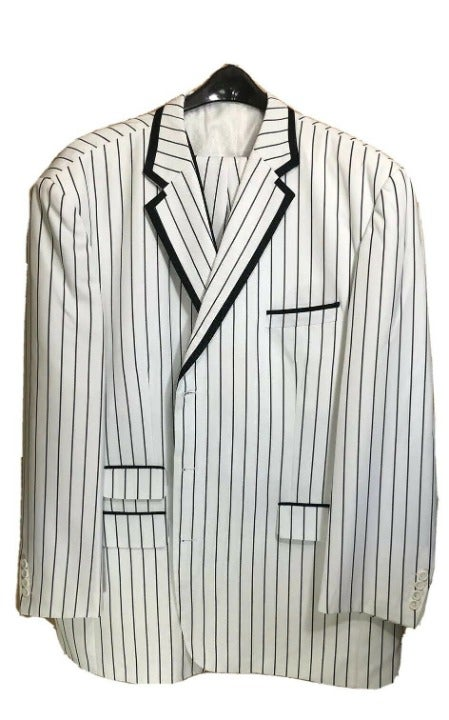 Milano Moda | Men's 3-Piece Suit | 50R
