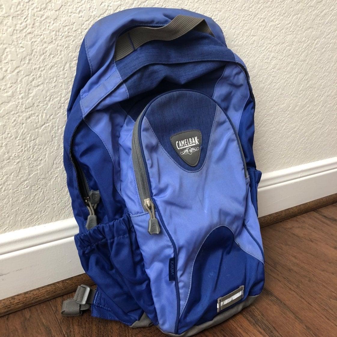 Pre-owned Camelbak Blue Backpack