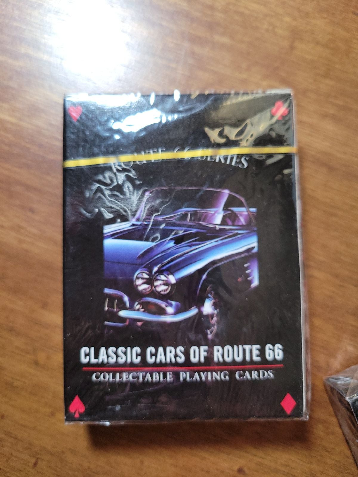 Route 66 players cards