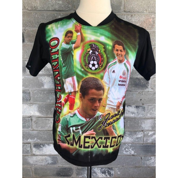 Chicharito Javier Hernandez Jersey