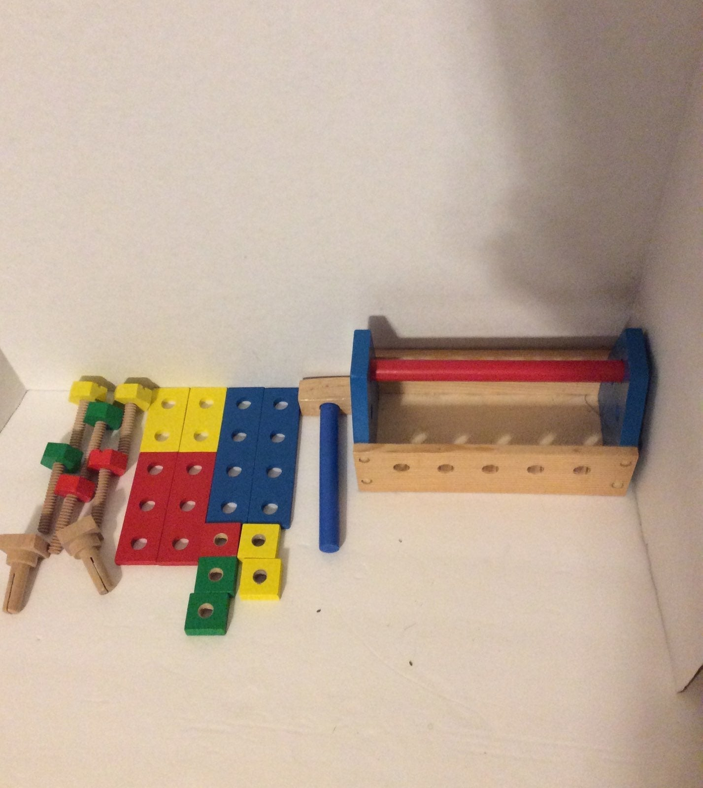 Kids Wooden Tool Set