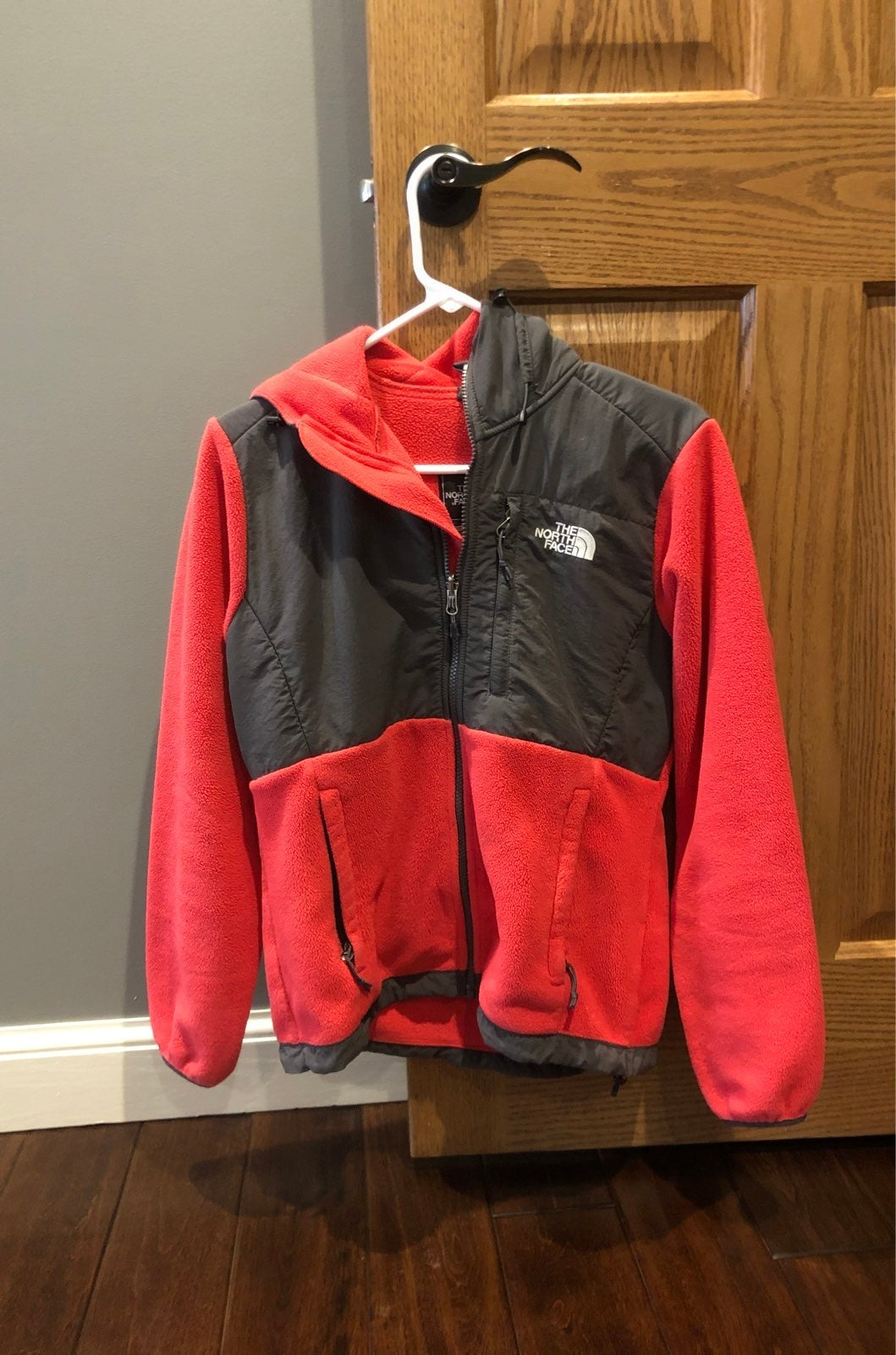 The North Face women's fleexe coat size
