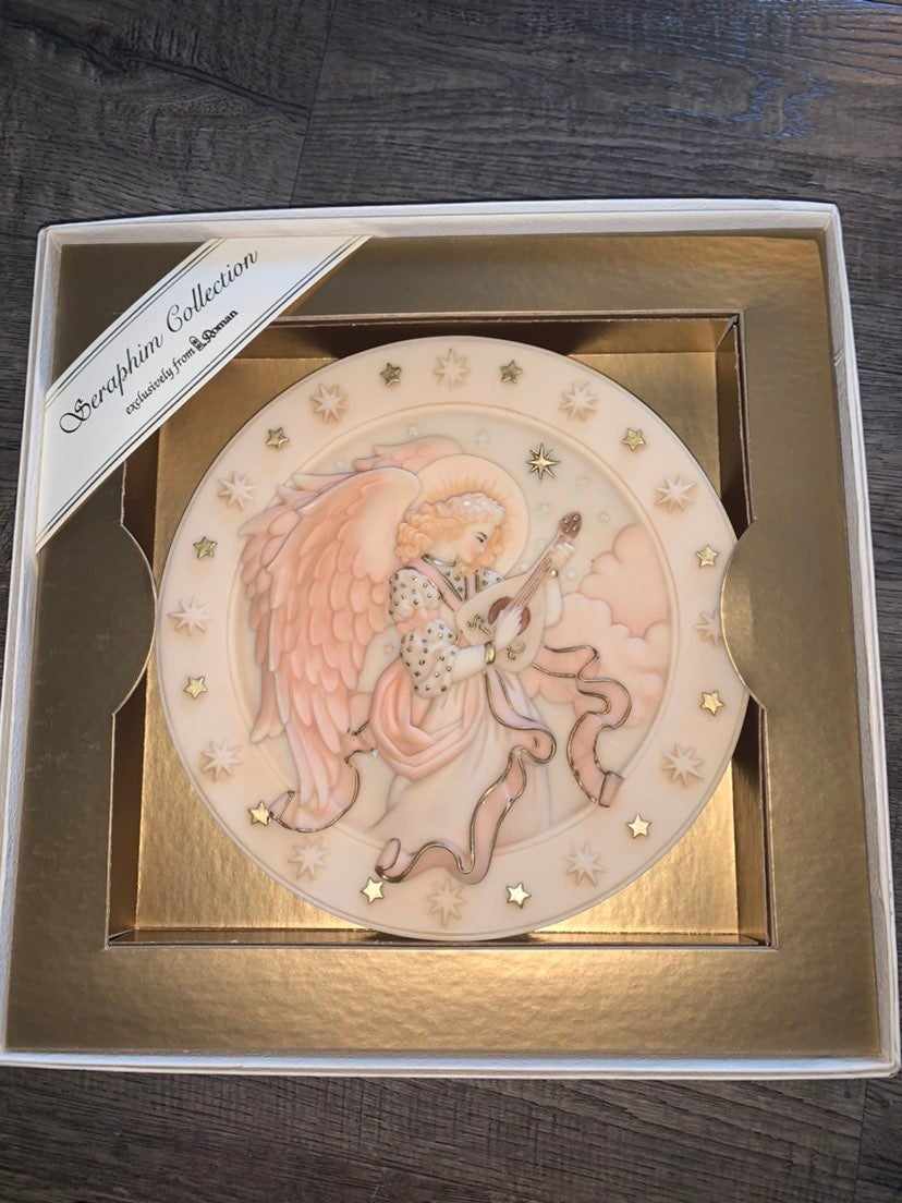 Seraphim Collection Rosalyn Plate