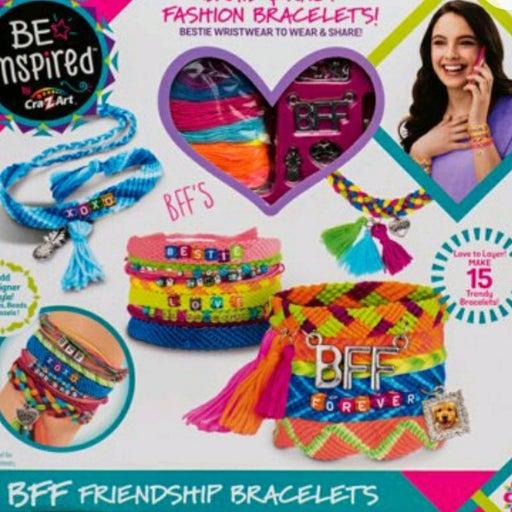 CraZart BFF Be Inspired friendship brace
