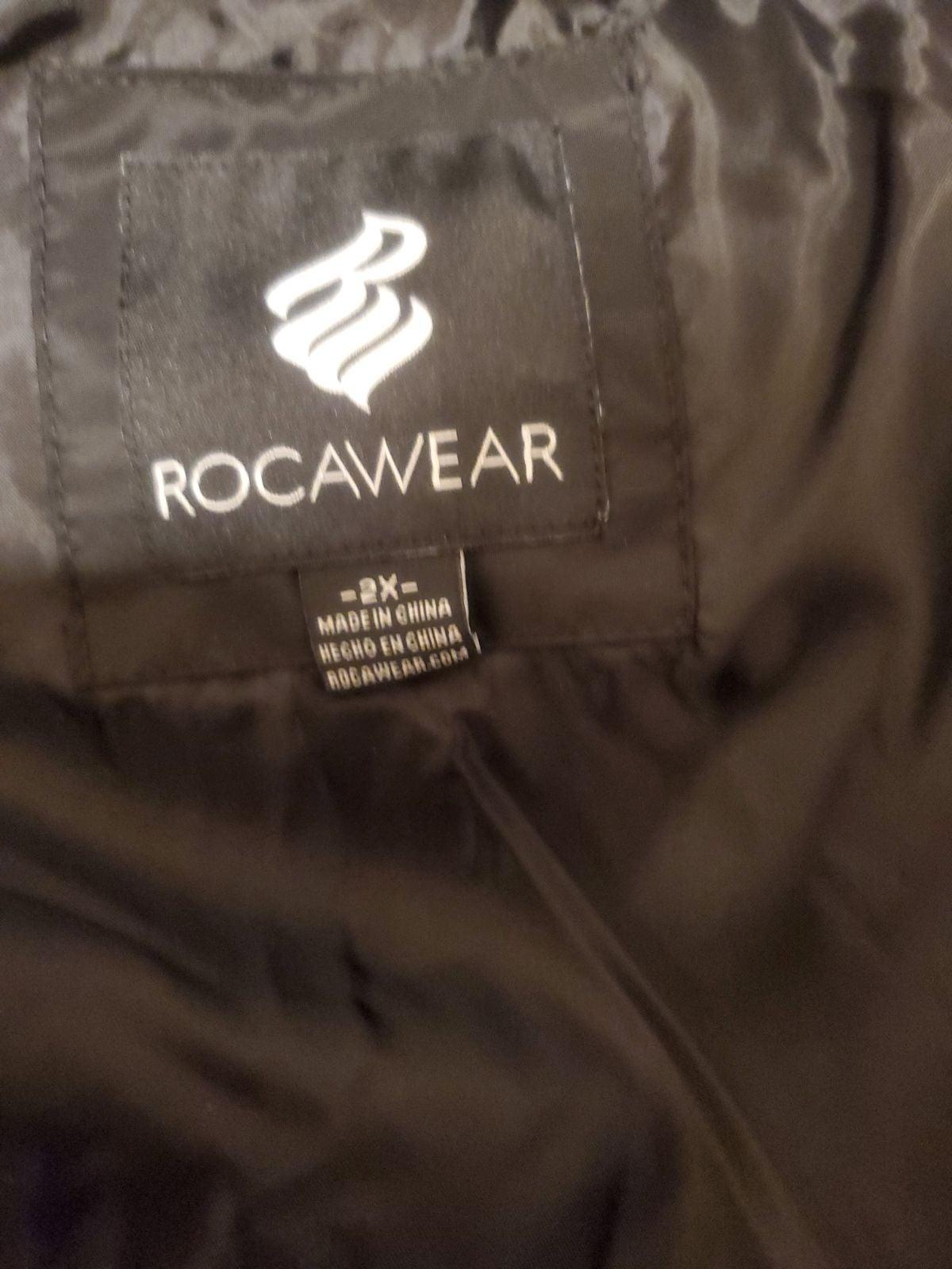 2XL womens winter jacket