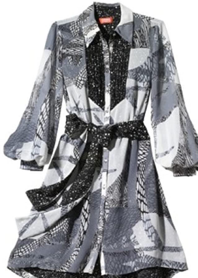 Kirna Zibate Dress Size L