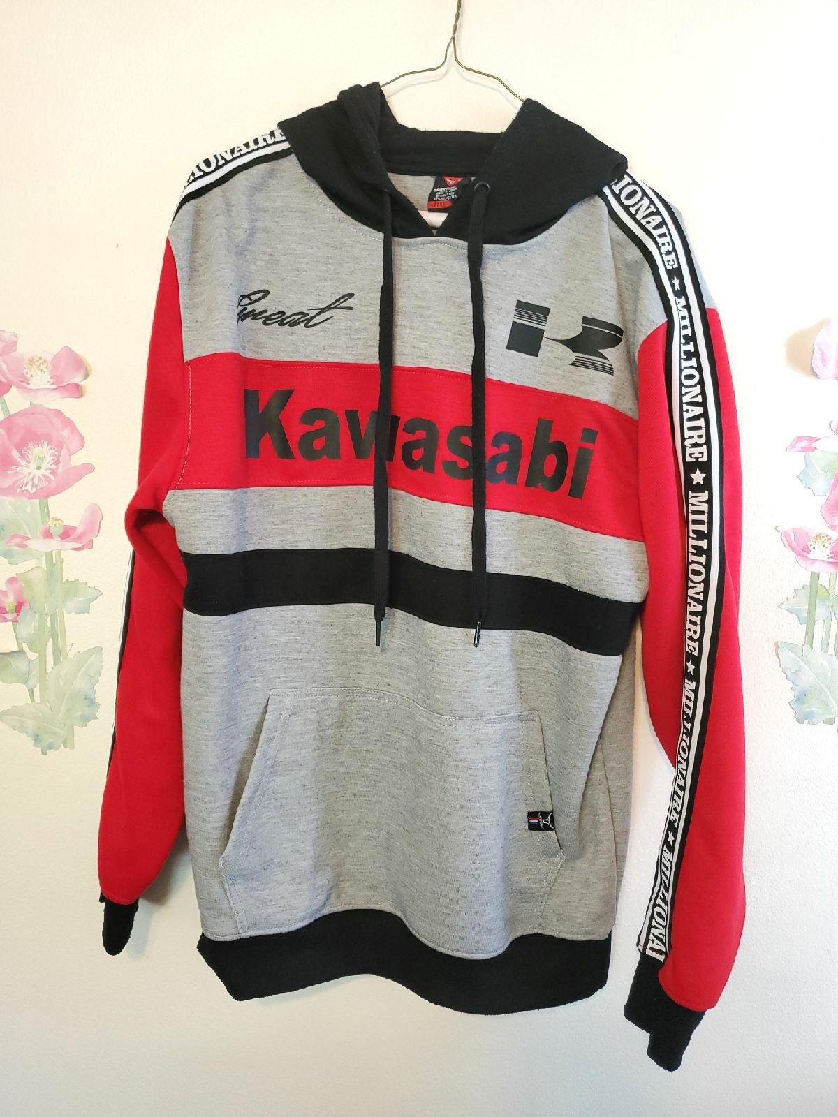 Kawasabi Men's hoodie/L.