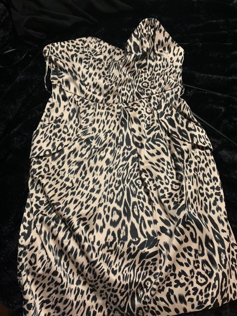 Wet seal size large sweatheart dress