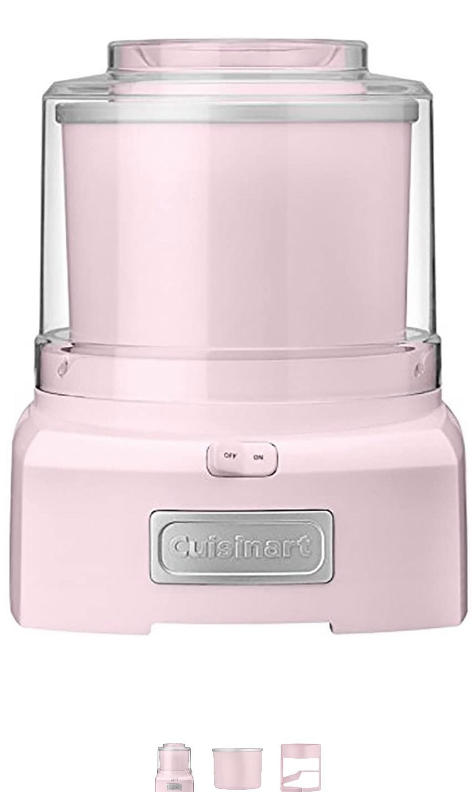 cuisinart ice cream maker machine