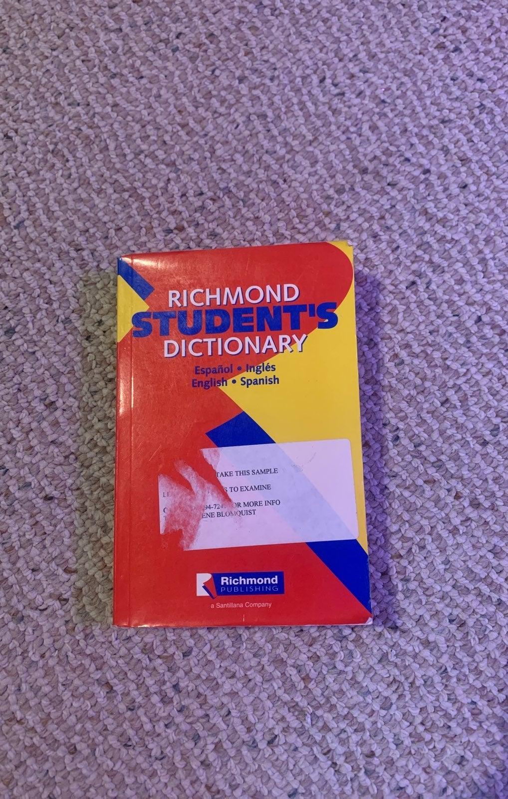Dictionary