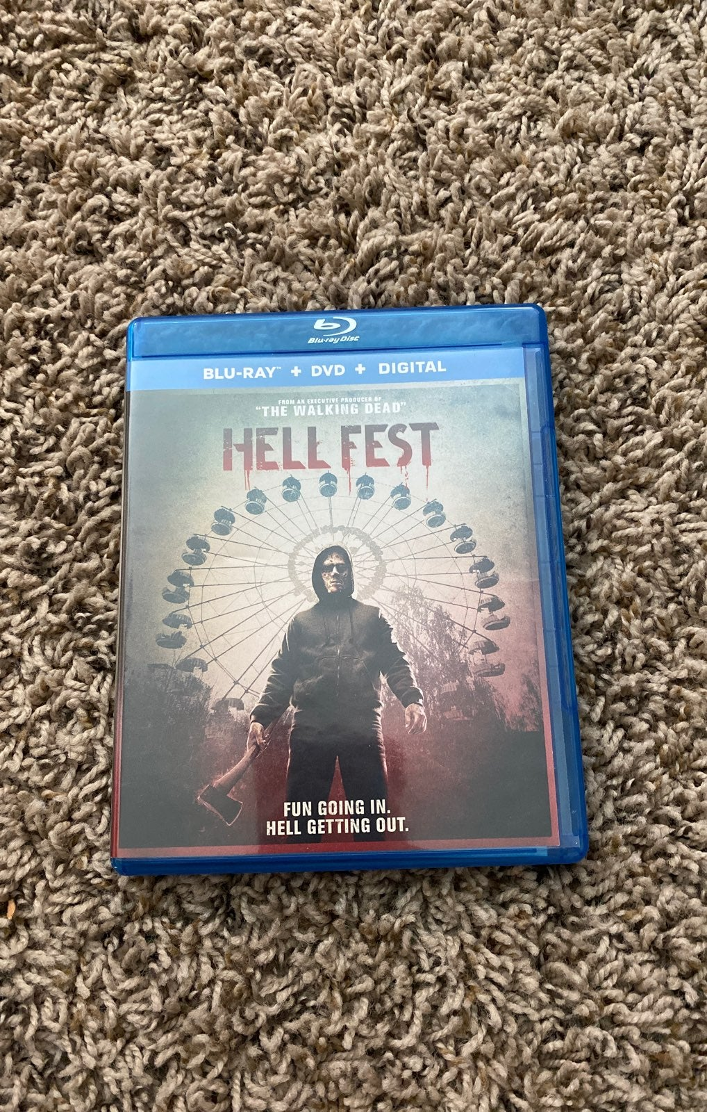 Hell fest bluray