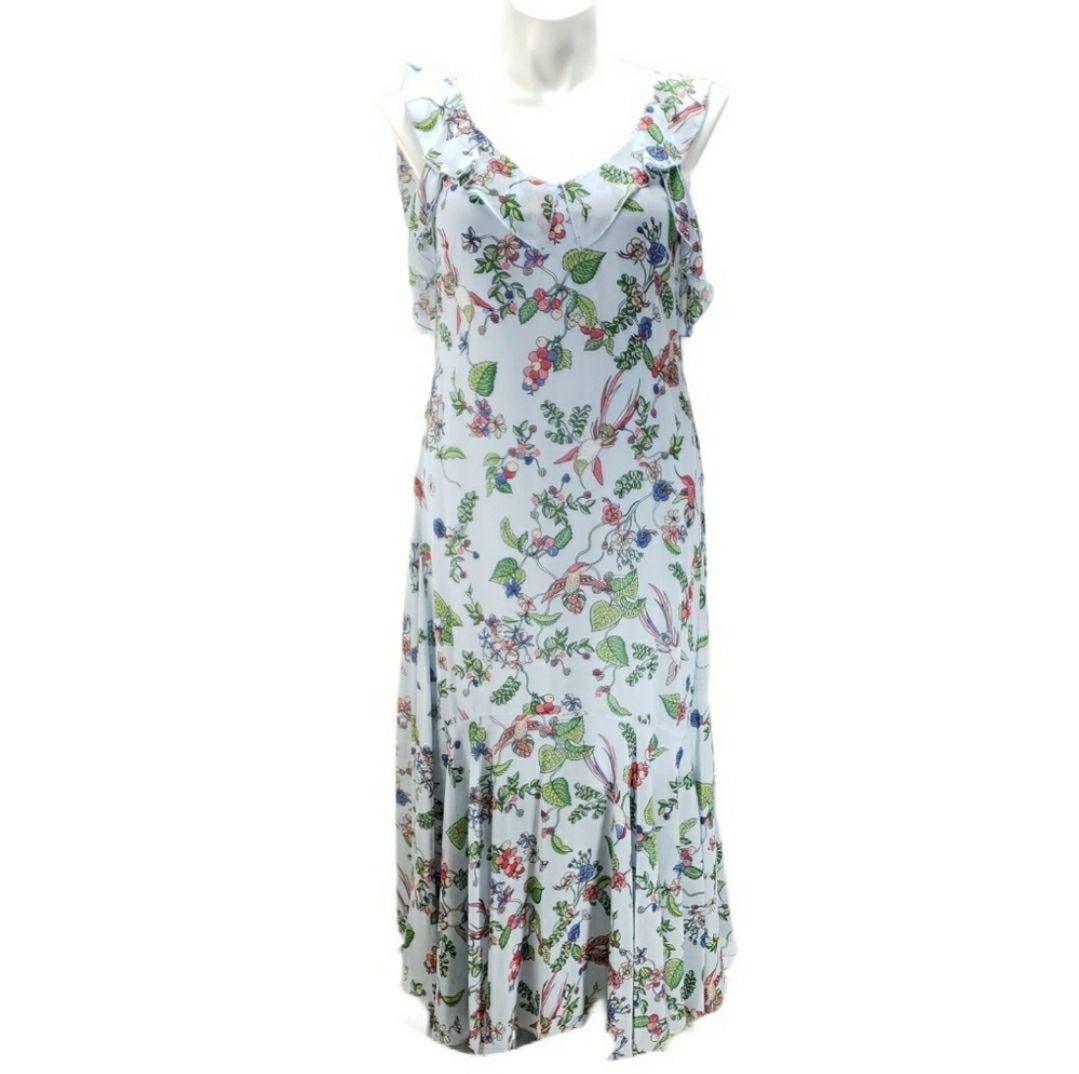 Nanette Lepore Size 14 Hummingbird Dress