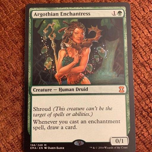 Magic: The Gathering Argothian Enchantre