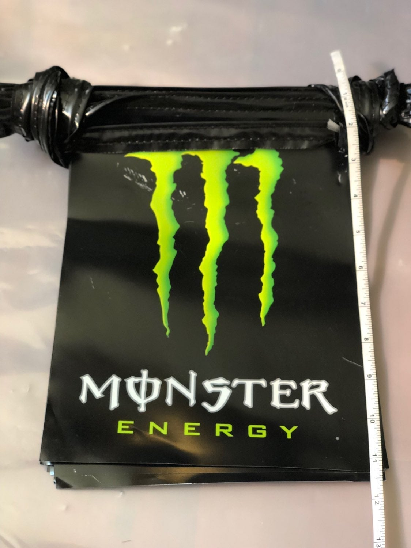 monster energy strip flags