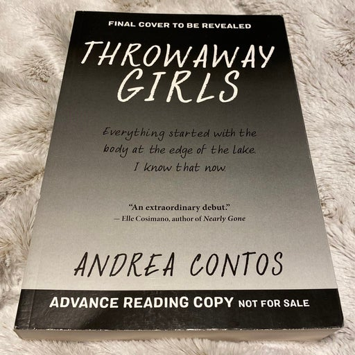 ARC Throwaway Girls