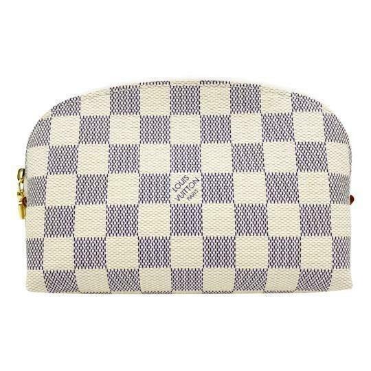 Louis Vuitton Damier Azur Pouch Clutch