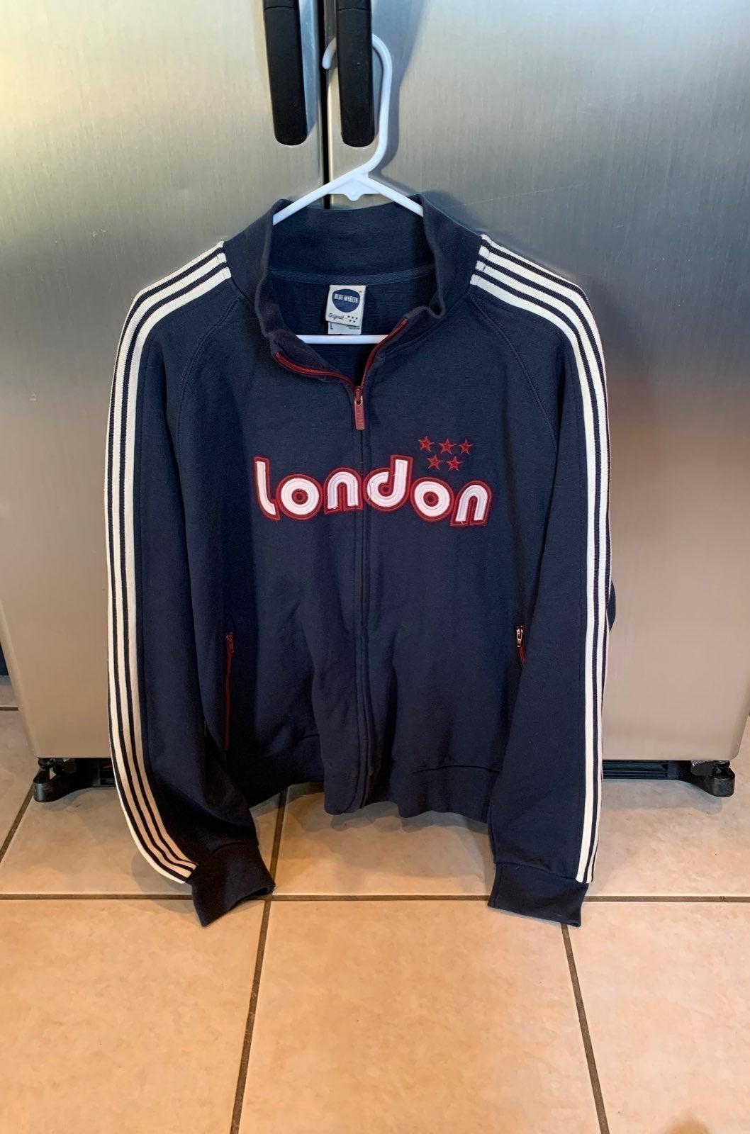 Blue Marlin London Olympics Track Jacket
