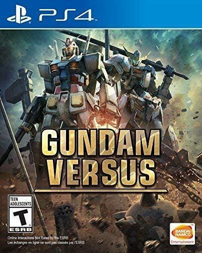 Gundam Versus - Sony PlayStation 4